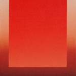 Red Window • 2000 • 50 x 40 cm • Öl auf Leinwand