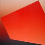 Rotes Trapez • 2000 • 230 x 190 cm • Öl auf Leinwand