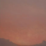 Horizont 1 • 2003 • 120 x 104 cm • Öl auf Leinwand