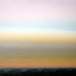 Horizont 9 • 2006 • 104 x 140 cm • Öl auf Leinwand