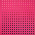 Raster II, magenta  •  2009 •  190 x 170 cm • Öl auf Leinwand