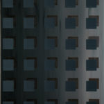 Schattenraster • 2009 • 60 x 50 cm • Öl auf Leinwand