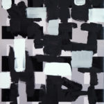 Swinging Raster • 2011 • 50 x 40 cm • Öl auf Leinwand