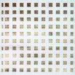 Kreuzfeldraster • 2009 • 120 x 104 cm, Öl a. Lwd.