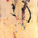 SM 10 •  1993 •  190 x 94 cm • Öl auf Leinwand