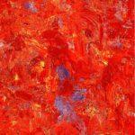 SM 12 • 1993 • 95 x 65 cm • Öl auf Leinwand