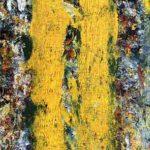 SM 2 •  1993 •  190 x 94 cm • Öl auf Leinwand