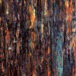 SM 4 •  1993 •  190 x 94 cm • Öl auf Leinwand