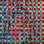 Hamburg • 2010 • 120 x 104 cm • Öl auf Leinwand