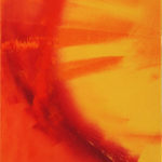 394 Und das Licht leuchte ihnen •  2007 •  190 x 110 cm • Öl auf Leinwand